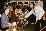 Eubie Blake, County of Los Angeles Supervisor Kenneth Hahn, and Others Attend African American Living Legends Program