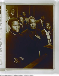 [Still image from Cry, The Beloved Country (1951)] Dallas/Fort Worth Black Living Legends Dallas/Fort Worth Black Living Legends, 1987