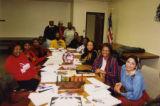 Eugene B. Redmond Writers Club meeting at Metropolitan Community College
