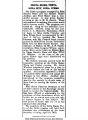 """Delta Sigma Theta, Iowa City, Iowa items: The Easter program arranged by Miss Hazell Shaw,"" April 9, 1920"
