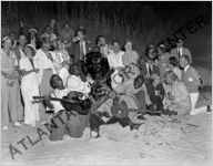 Parties, circa 1945