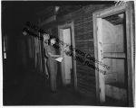 Slave quarters in an attic