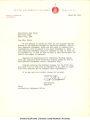 Esther Walls' general correspondence, 1949
