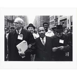 Martin Luther King, Jr. and Benjamin Spock