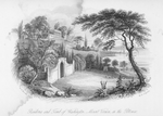 Residence and Tomb of Washington, Mount Vernon, on the Potomac