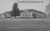 Girl's Dormitory and Administration Building, Mary Holmes Junior College, West Point, Miss.