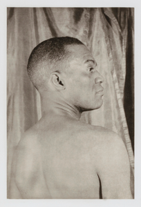 "Bill ""Bojangles"" Robinson, from the portfolio 'O, Write My Name': American Portraits, Harlem Heroes"
