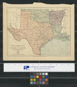 West Central States and States of the Great Plains, Southern Division