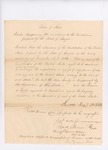 Thumbnail for 1824 Resolve Disapproving Proposed Amendment by the State of Georgia
