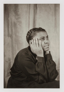 "Ruby Elzy, from the unrealized portfolio ""Noble Black Women: The Harlem Renaissance and After"""