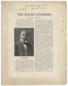 Races congress