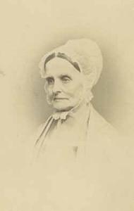 Lucretia Coffin Mott