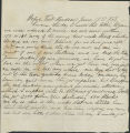 1863-06-18 letter from Jacob Hasbrouck to Rowena Hasbrouck