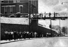 Civil Rights demonstrators, Atlanta, Georgia, May 1960