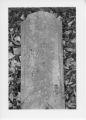 Alexandria Cemeteries Historic District: Dowell tombstone