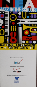 Thumbnail for NEA jazz in the schools