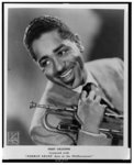 """Dizzy Gillespie featured with """"Norman Granz"""" Jazz at the Philharmonic"""