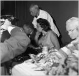 Martin Luther King, Jr.'s Nobel Peace Prize recognition dinner, National Conference of Christians and Jews, Dinkier Plaza Hotel, Atlanta, Georgia, January 27, 1965