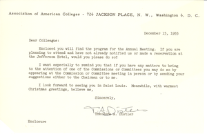 Association of American Colleges