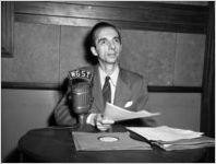 Zenas Sears, WGST Radio