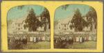 Children in front of African American School