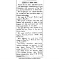 """Tag day: Watch for the date,"" June 27, 1919"