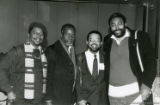 Eugene Redmond and three others