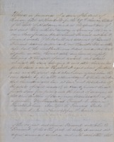 Petition by the executors of the estate of Edmund Townsend, 1854