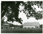 Temporary chapel at St. Maur's Seminary, Indianapolis, Indiana, 1969
