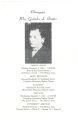 Goletha L. Trotter funeral program, December 5, 1984