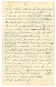 Essay on oration [fragment]