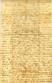 Thumbnail for Hayes Letter 1843022701, T. O. Jones to William Hayes