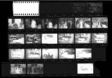Set of negatives by Clinton Wright including Jerry Lockhart and Autherena Walton's wedding and L.H. and Dottie, 1967