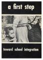 A First Step toward school integration, 1958 June
