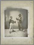 Harrigan and Hart as Negro Minstrels