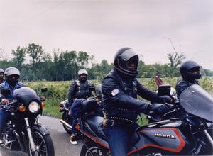 Black Thunder, from the Black Biker Series