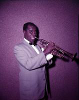 Armstrong, Louis; Musician. jazz musician. Network photo
