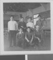 Ibaraki Christian College Ping Pong, Ibaraki, Japan, 1953