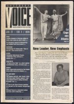 Southern voice, January 27 and February 2, 1994