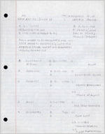 Hubbard, Martha, correspondences related to the Strother family, the Hubbard family, the Aclin/Acklin/Aceland/Ackland family, the Cardwell family, the Arnold family, the Smith family, the Sanford family, the Black family, and the Kirby family
