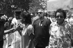 Actor at Black Family Reunion, Los Angeles, 1989