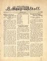 """Bethany Scroll,"" Bethany Lutheran College, Mankato, Minnesota, February 20, 1929, Volume 3 Number 4"