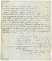 Extract from the late Thomas J. Bowie's will setting terms for sale and manumission of his slaves, dated March 21, 1854