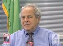 Sam Massell 22 August 2008