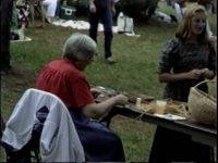 Video of North Georgia Folk Festival, Athens, Georgia, 1988 September 10
