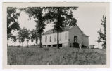 Humphreys County Colored School at Waverly