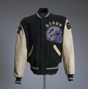 Detroit Lions jacket worn by Eddie Murphy in the film Beverly Hills Cop II