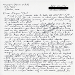 Letter to Mayor Kevin H. White
