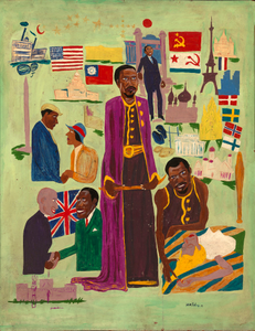 Paul Robeson's Relations