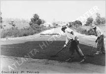 WPA Road & Sidewalk Improvement Projects